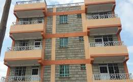 New Flat Thika- Makongeni Phase II near B.A.T with 250k Monthly Incom