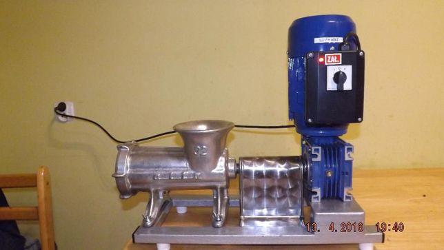 Młodzieńczy Maszynka do mięsa 32 Alfa na 230V 112 obr/min Krotoszyn • OLX.pl RI99