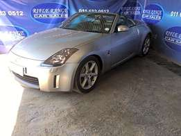 2005 Nissan 350z Convertible R119,900.00 Ref(RQ03)