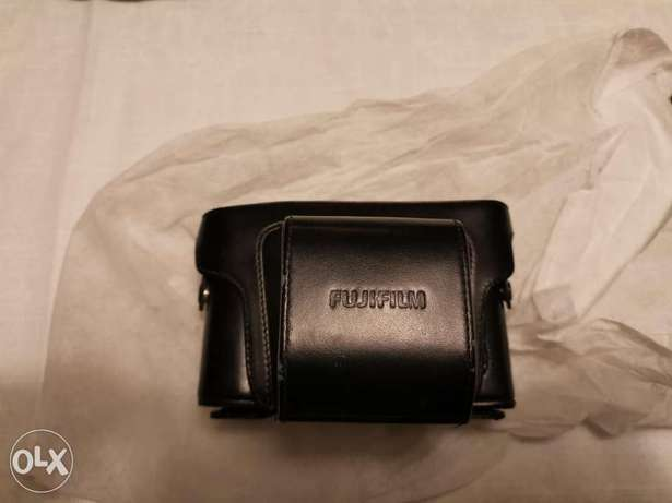Fujifilm X-Pro 1 original leather case