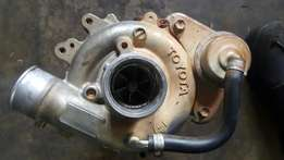 D4D turbo. Diesel Pump.and Power Steering pump