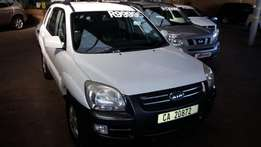 Kia Sportage 2.0 diesel all wheel drive