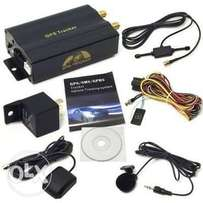 GPS/GSM/GPRS car tracking device installation