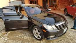 Clean used Mercedes benz E550 For sale