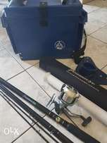 Fishing rod and gear