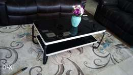 Black coffee table imported