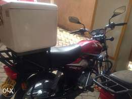 TVS STAR 125 For Sale