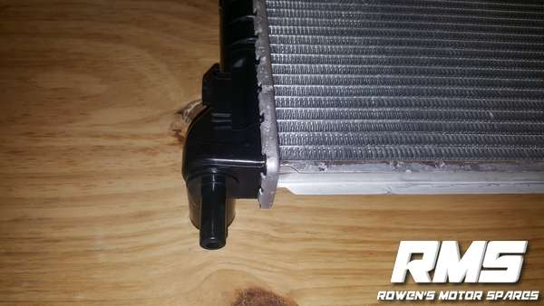 New Aluminium Radiator for Ford Bantam Rocam Models Durban - image 7