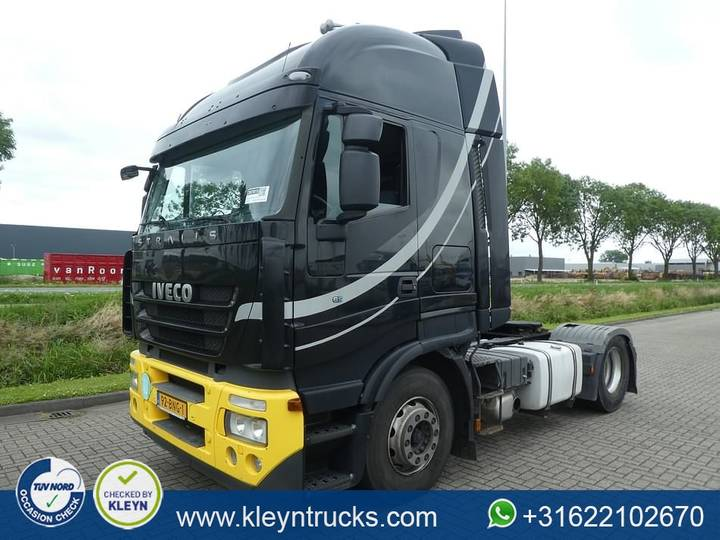 Iveco AS440S56 STRALIS intarder - 2010