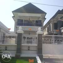 Lovely 5 Bedroom Duplex for sale at Chevy View Estate Lekki
