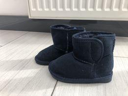 Buty adidasy Converse 23 jak nowe czarne Katowice Zarzecze