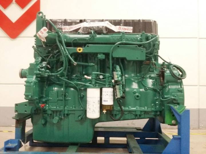 Volvo TAD1250VE engine for material handling equipment