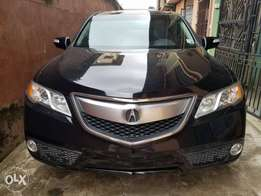 Accident free Tokunbo 2013 Acura RDX for 10m