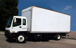 big trucks for hire- no deposit