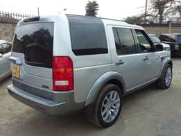 Disco3,silver metallic,diesel,yr 2005.trade in ok