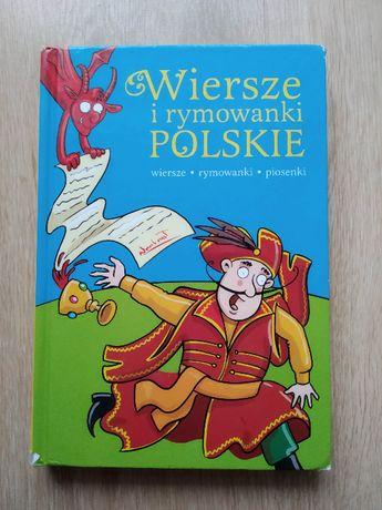 Wiersze I Rymowanki Polskie Książka Dla Dzieci Gliwice