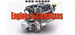 CKB Engines & Gearboxes