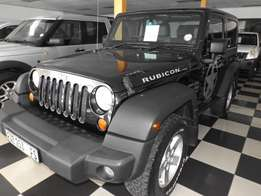 2008 Jeep Rubicon 3.8
