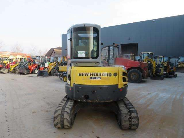 New Holland E 50 SR - 2006 - image 2