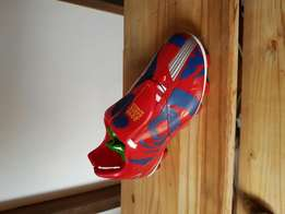 Soccer toy shoe