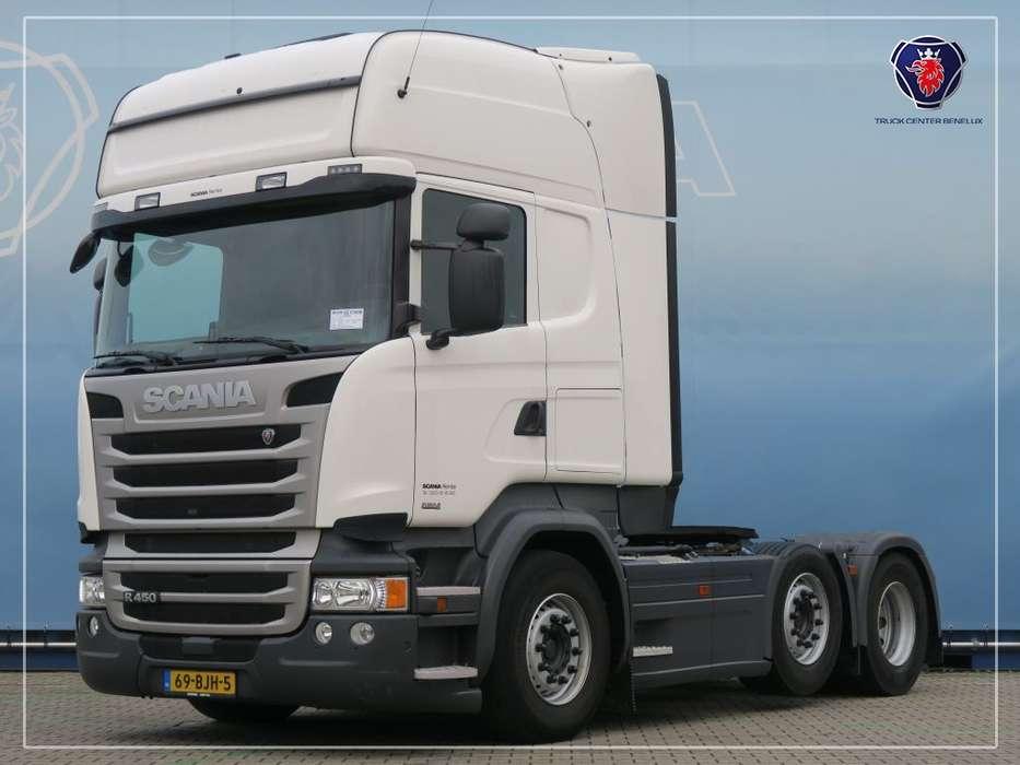 Scania R 450 LA6X2/4MNB SCR ONLY - 2017