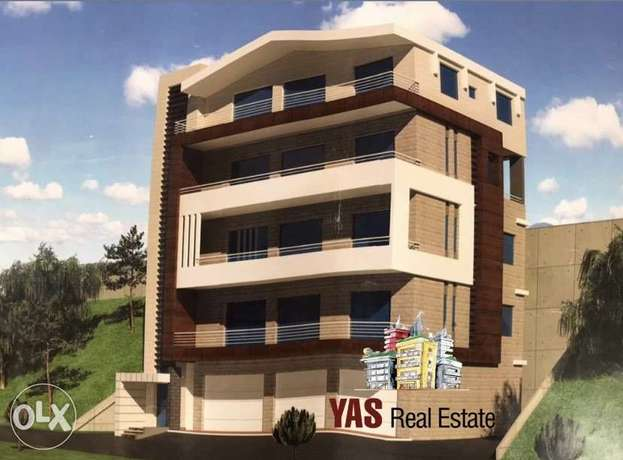 Achkout 800m2 | Building | Panoramic View | Great Investment |