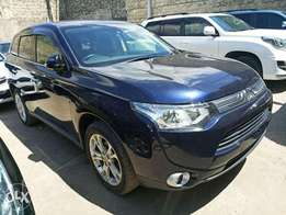 Mitsubishi Outlander 2013 model KCP number