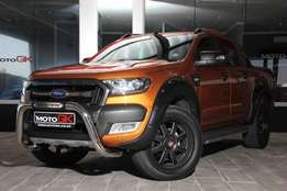 2016 Ford Ranger 3.2 Wildtrak