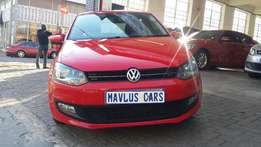 2012 VW Polo 1.4 Comfortline Available for Sale