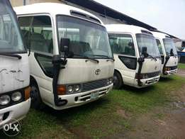 Coaster Buses for Hire or Lease