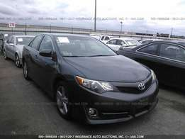 2012 Toyota Camry Sport (Tokunbo) for sale