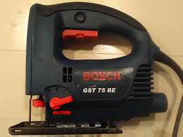 BOSCH professional GST 75 BE jig saw (used)