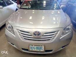 Available very neat reg Toyota camry 07