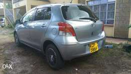 Toyota Vitz 1300cc fully loaded