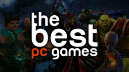 Latest PC games available.. new additions!