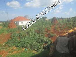 Miss if u must 30 decimals plot for sale in Namugongo-Misindye at 50m