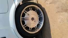 17 inch Rims for sale or swap with 17 bbs black n silver