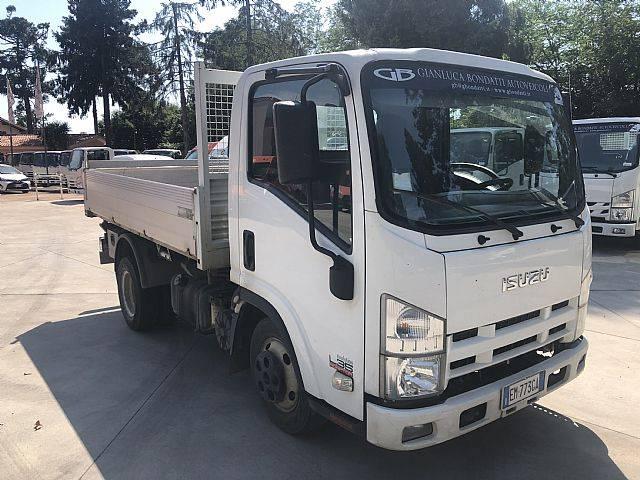 Isuzu L35 EURO 5 - 2013