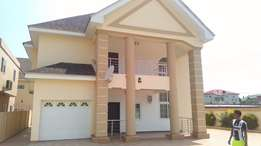 Four bedroom house with two out-house for sale at East Legon