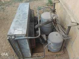 cold room machine (outer unit)