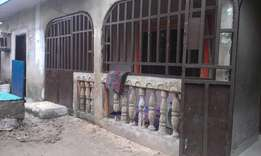 A self contain, 1 bedroom flat and 2 bedroom flat with water available