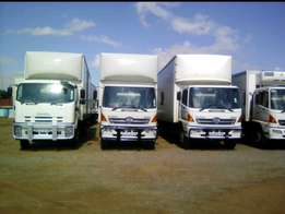 Best movers to Gauteng Wc KZN Ec Mpumalanga NC Limpopo Freestate