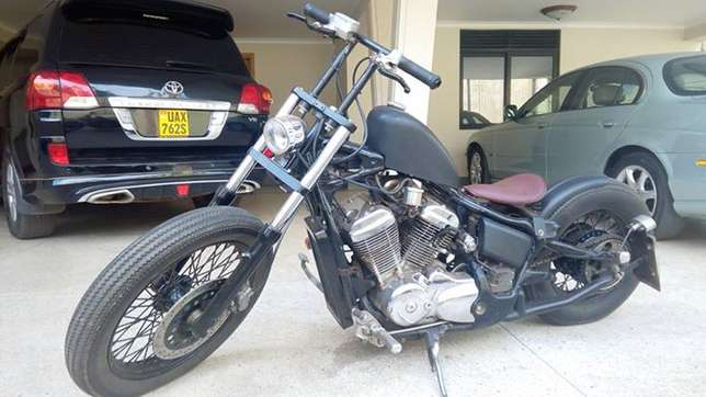 Bike on sale. supper fast bike at 8.5m negotiable Kampala - image 1