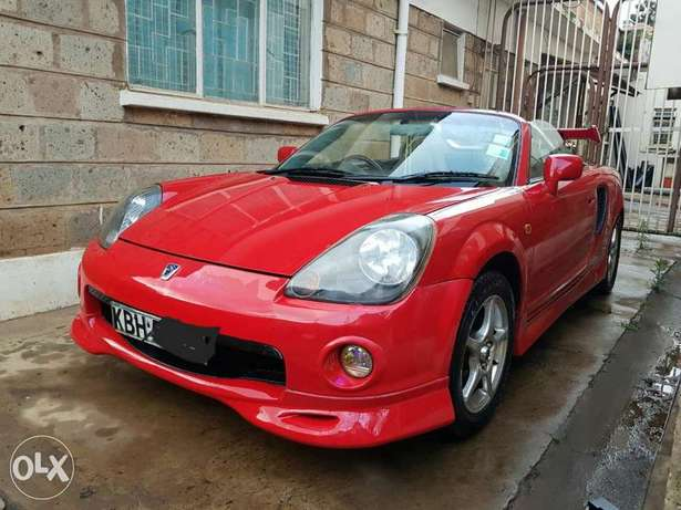 Toyota MR2 Convertible. Thindigwa - image 3