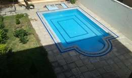 Executive 3bdrm apartment all en suite with pool, and 24hrs security
