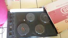 Defy solid plate hob