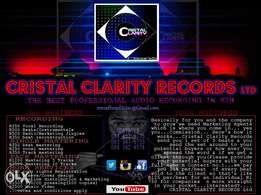 Cristal Clarity Records