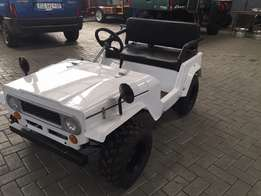 Land cruiser mini gokart