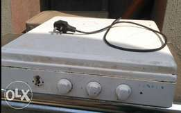 sed Maxi Table Top Gas/Electric Cooker