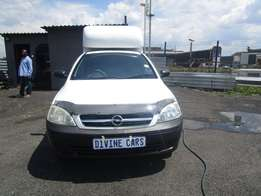 2007 Corsa utility,white in colour,4 doors,86 000km,excellent conditio